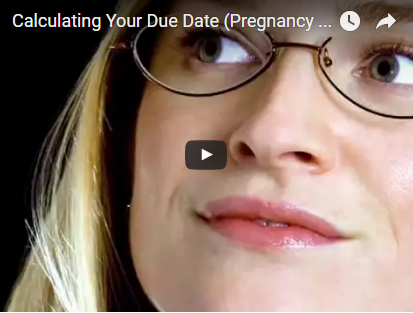 How to determine your due date